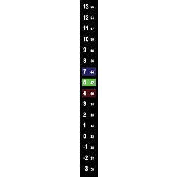 Thermax 16 Level Reversible Vertical Strips
