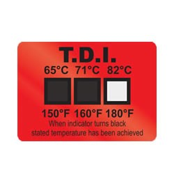 Thermal Disinfection Indicator